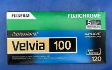 Fujifilm Velvia RVP 100  120 Rollfilm  5  DIAFILME