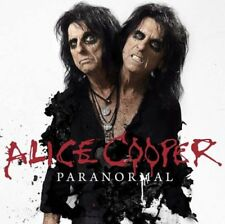Musik-CD-Alice Cooper's - Label
