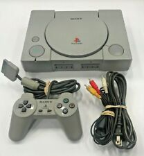 Original Sony PlayStation 1 Console W/ Controller & Cords | Tested Fast Shipping