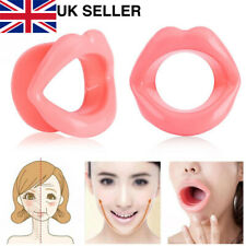 NECKLINE JAW LINE SMILE TRAINER ANTI-WRINKLE AGEING FACE SLIMMER DOUBLE CHIN