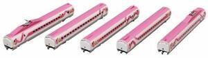 Rokuhan [Z scale] Series 500 Hello Kitty Shinkansen 5 both hematopoiesis set T01