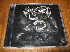 "SEKHMET ""Words of the Master"" CD inferno silva nigra"