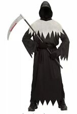 Grim Reaper Fancy Dress Children's Costume Invisible Face Halloween 11-13 YRS