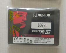 Kingston SSDNow 300 V 60GB SATA SSD SV300S37A Internal SOLID STATE DRIVE 60gig