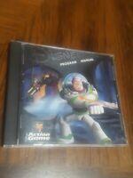 Disney Toy Story 2 Action Game Program Manual PC CD-ROM  1999 Windows 95