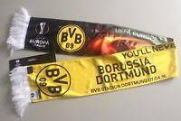 #Rar *BVB v FC LIVERPOOL *Europa League* Sammler-Schal DORTMUND/LFC kein Trikot