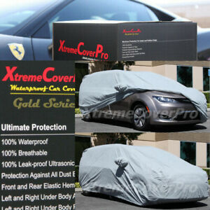 2017 2018 2019 2020 2021 CHRYSLER PACIFICA WATERPROOF CAR COVER W/MIRROR POCKET