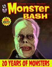 MONSTER BASH #30 Lon Chaney PHANTOM OF THE OPERA Twilight Zone THE BLACK CAT New