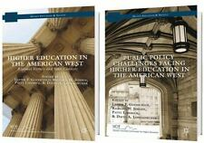 Higher Education In The American West, 1818 To The Present (higher Education ...