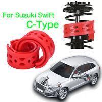 2pcs Front Shock Absorber Spring Bumper Power Cushion Buffer For Suzuki Swift