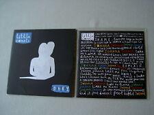 LITTLE COMETS job lot of 2 promo CDs Adultery Joanna