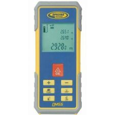 Spectra Laser Distance Measuring Meter QM55 Quick Measure 165 Foot Range