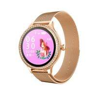 M88 IP68 Waterproof Heart Rate Monitor Fitness Tracker Health Lady Smart Watch