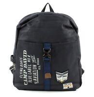 CAMP DAVID Mount Skylight Backpack Rucksack Tasche Dark Blue Blau