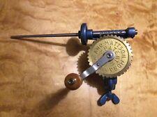 Vintage Bobbin winder And. Mattson Mora Patent Sweden