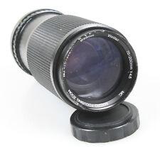 75-200MM F 4.5 FOR CANON FD MOUNT W/REAR CAP