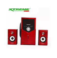 Xtreme XP-2700 Dynamic DUO 2.1 CH Multimedia Subwoofer Speaker