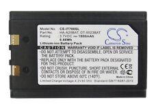 3.7V Barcode Scanner Battery for CHAMELEON RF FL3500 RF PB1900 RF PB2100