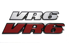 VW Corrado VR6 Emblem US beige Recaro badge 535853679