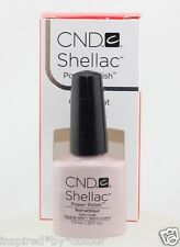 CND Shellac Power Polish Gel �— Colours for FRENCH MANICURE