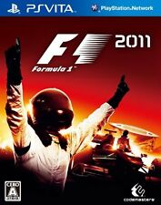 Used PS Vita F1: 2011 Japan Import (Free Shipping)