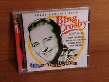 Great Moments With Bing Crosby and Friends : 2 CD Set : On The Air : OTA 101978