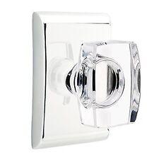 Emtek Modern Windsor Knob Door Set