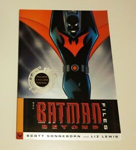 The Batman Beyond Files with Poster by Scott Sonneborn (Paperback, 2000)