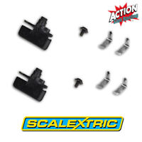Scalextric Sport C8329 Guide Blade, Screw & Shoes x 2 NEW