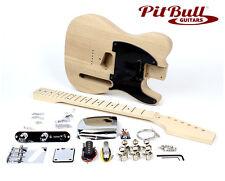 Pit Bull Guitars TL-51 Ash Body Electric Guitar Kit