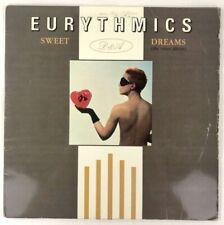 Eurythmics Sweet Dreams (the video album) - Laserdisc  NTSC USA CLV