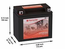 Yuasa YTX20-BS Replacement Battery By SigmasTek
