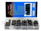 80pc Carburetor and Vacuum Rubber Cap Plug  Assortment Kit Intake Vacuum Lines