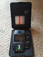 Bel SwingMate Golf Swing Speed Monitor w/Case-Runs on 9V Battery