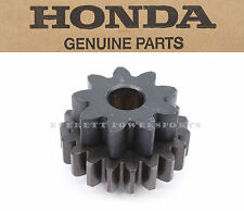 Genuine Honda Starter Clutch Reduction Gear 06-14 TRX450 ER Sportrax 9T/19T#T131