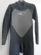 O'Neill Fusion High Performance Zen Zip 3:2mm, Ultra Flex Wetsuit Size LS #1377