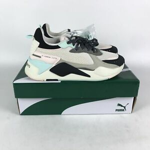 Puma RS-X Shoe Palace Running Shoes Mens Size 8 Beige 371297-01