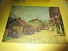 """Old TUCO  """"Garmisch, Germany"""" Picture Jigsaw Puzzle, 250 Pieces (Complete)"""