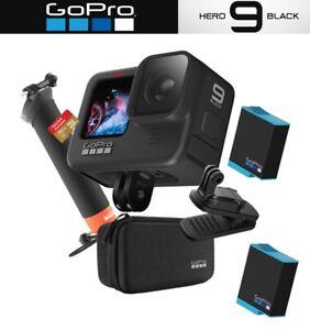 GoPro HERO9 Black Bundle Actionkamera  (NEU)