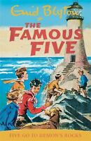 Five Go to Demon's Rocks (Famous Five) by Blyton, Enid