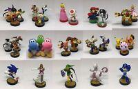Cheapest Official Nintendo Amiibo Figures Mario Pokemon Zelda - Multi-Listing