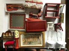 1/12th DOLLS HOUSE FIXTURES AND FITTINGS
