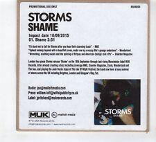 (HD747) Storms, Shame - 2015 DJ CD