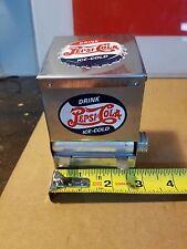 Vintage Pepsi Toothpick Holder Dispenser