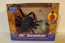 New Uncle Milton RC Tarantula Radio Remote Control Scary Crawling Spider BNIB