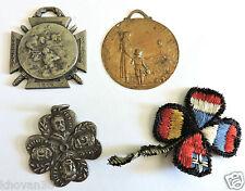 Lot insignes de Journées Guerre de 14-18  WW1
