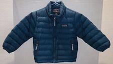 PATAHONIA baby down sweater jacket sz 12-18M