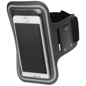 Handyarmband / Handyhalterung für den Oberarm / Farbe: schwarz