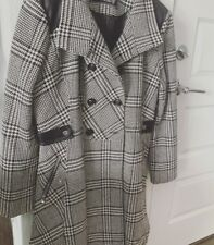 Houndstooth Guess Coat XL