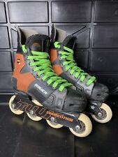 Bauer Breakout 50 Roller Blades Hockey Inline Skates Tuuk Competition